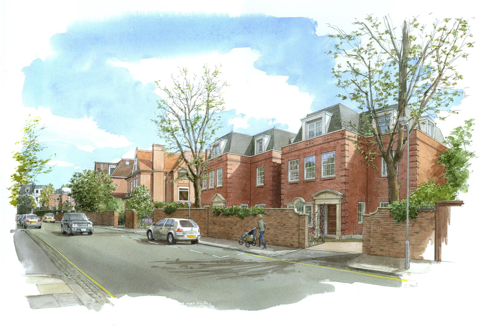 6 Bedrooms House for sale in Nutley Terrace, Hampstead, NW3
